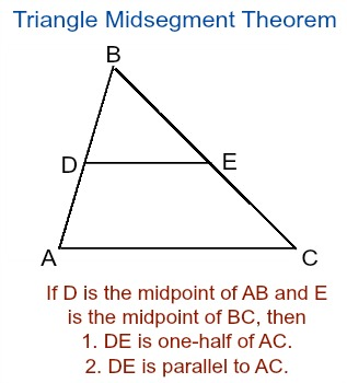 Proving The Triangle Midsegments Theorem Study Com