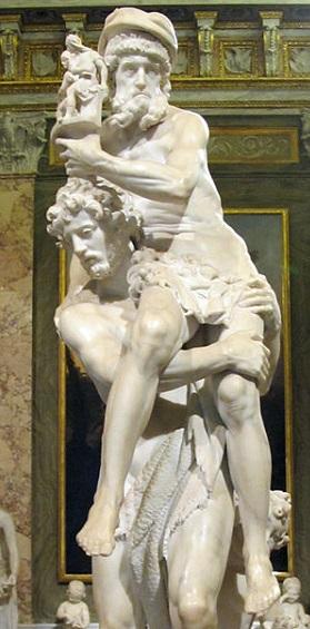 Troy sculpture