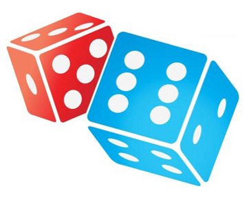Dice: Finding Expected Values of Games of Chance - Video