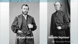 President Ulysses S. Grant: Election, Successes and ...