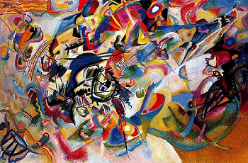 Wassily Kandinskys Color Theory