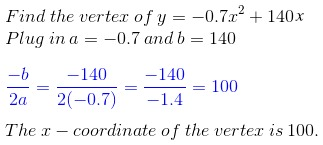 How to Find the Vertex of a Quadratic Equation - Video