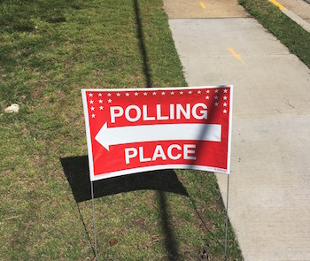 why is voting important   lesson for kids  studycom polling places are sites where people in local neighborhoods come to vote  in elections