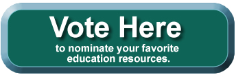 Vote here to nominate your favorite education resources.