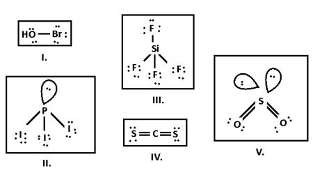 Using Vsepr Theory Predict The Electron Pair Geometry And Molecular Shape For Each Molecule A Hobr B Pi3 C Sif D Cs2 E So2 Study Com