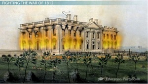 White House Burned