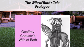 chaucer s opinion wife bath