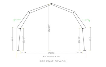 Awesome Example Of Individual Gambrel Roof Truss Amazing Design