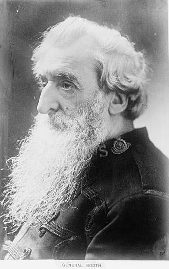 Photo of General William Booth