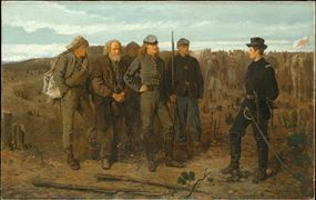 Winslow Homer, Prisoners from the Front