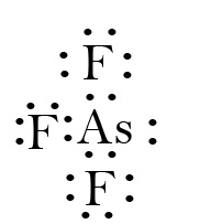 Asf3 Lewis Structure