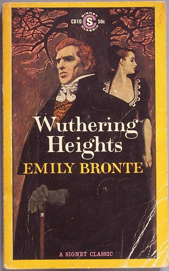 an analysis of the character of heatcliff in the novel wuthering heights Portrayal of women when reading wuthering heights,  wuthering heights, seeing catherines character  what happens to her during the novel,.