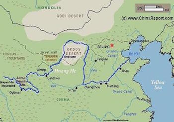 Yellow River Facts Location History Studycom