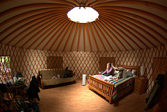 What Is A Yurt Definition Amp History Study Com