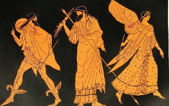 Hermes in The Iliad | Study com