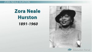 an analysis of race in their eyes were watching god by zora neale hurston The mistreatment of women in the works of zora neale hurston biography biographies essays hurricane the excerpt from their eyes were watching god is the story of janie the protagonist and heroin of the story who goes through trials and tribulation in all circumstances her race, sex.