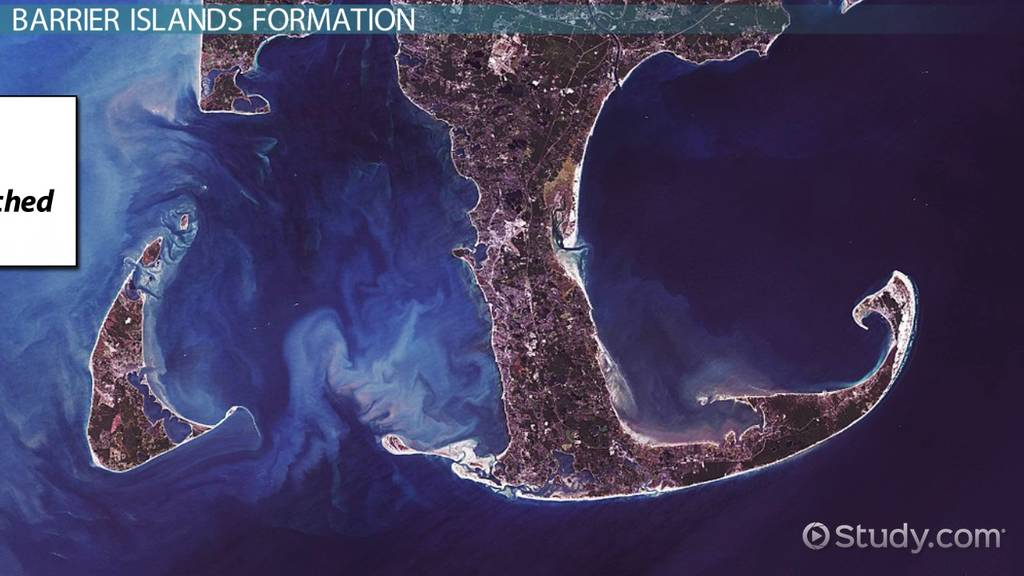 Barrier Islands: Formation, Shape & Location - Video & Lesson ...