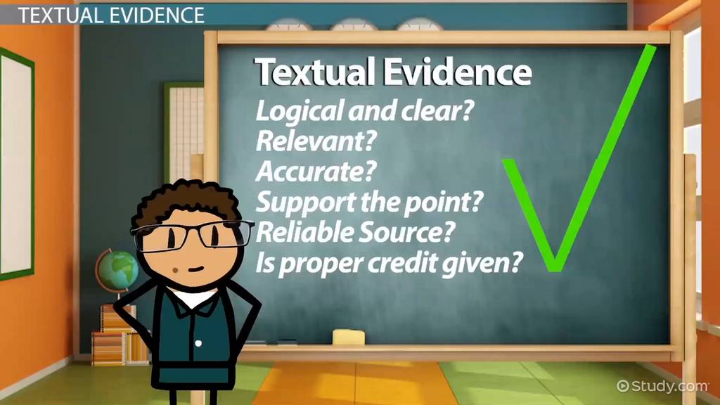 Textual Evidence Amp Interpreting An Informational Text
