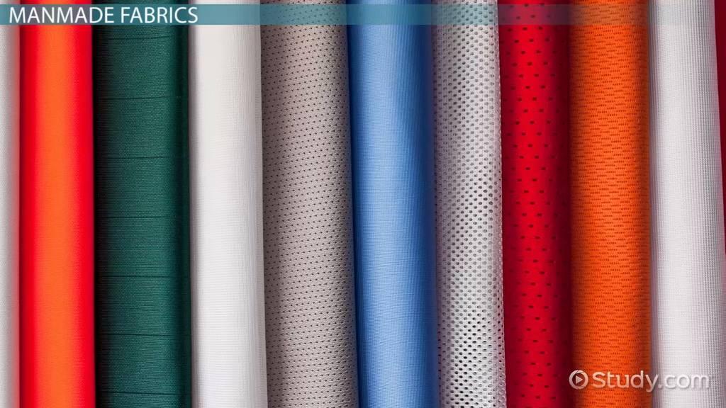 Textile Fabrics: Definition & Types