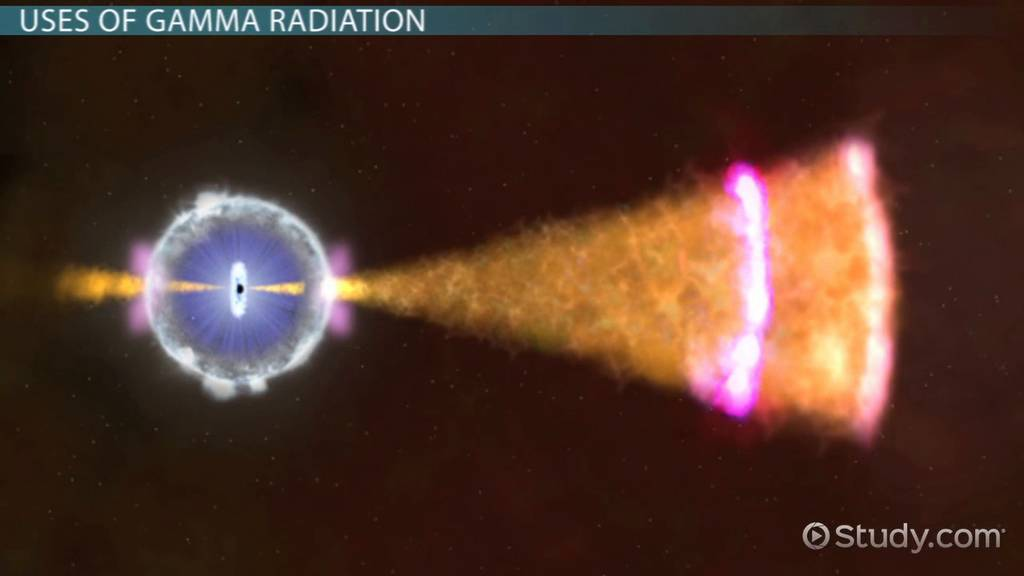 Gamma Radiation Definition Uses Equation Video Lesson
