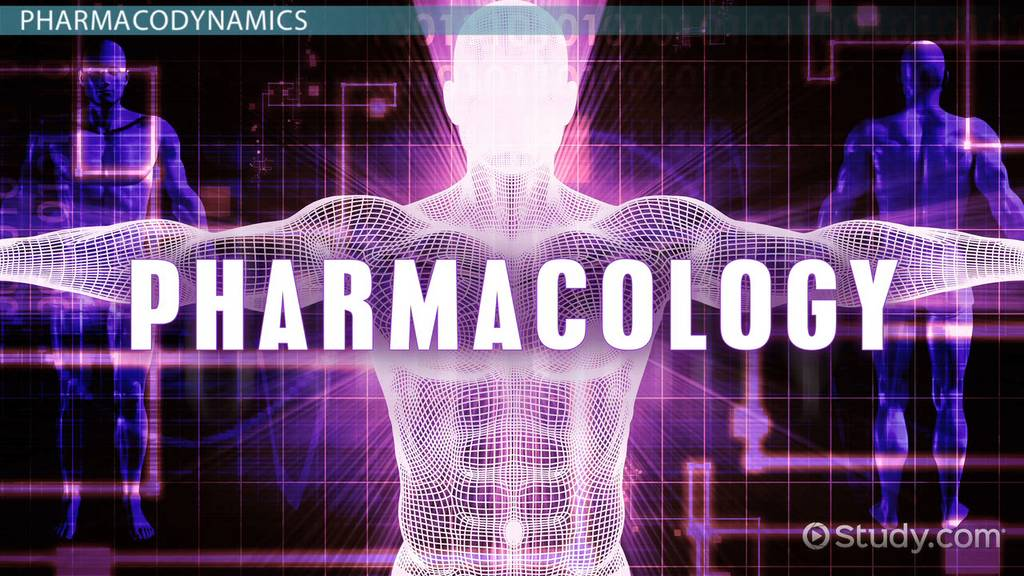 pharmacology definition study principles lesson