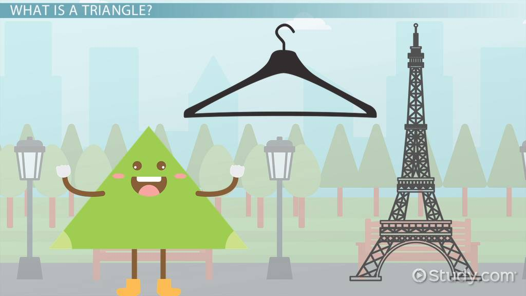 triangle lesson for kids  definition  u0026 facts
