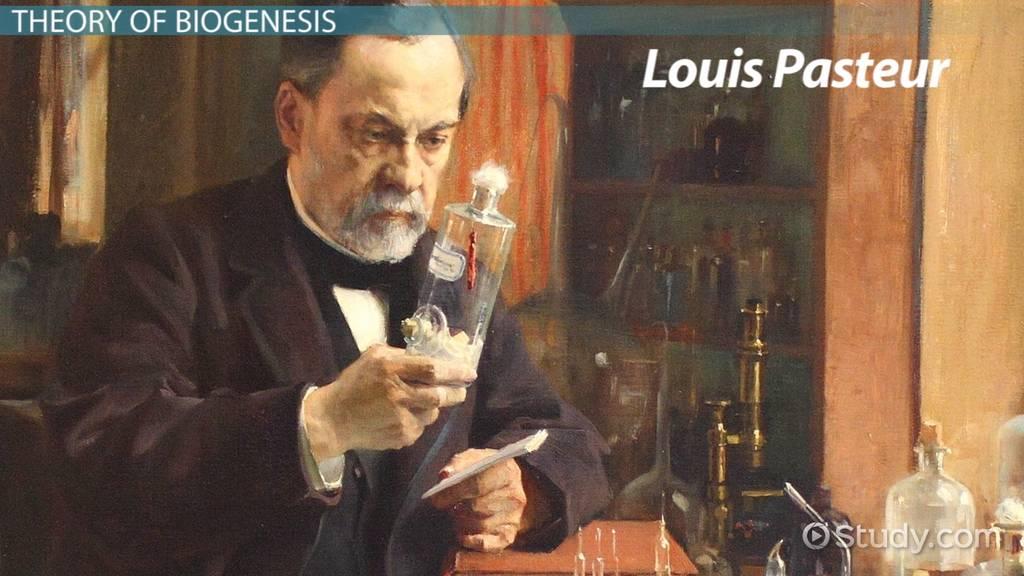 what is biogenesis  - definition  u0026 theory