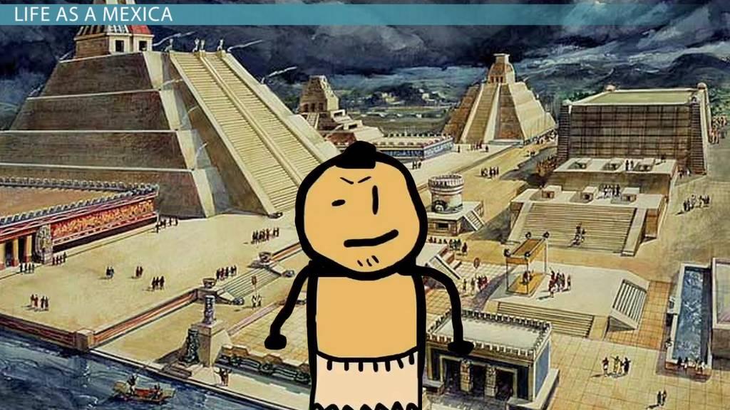 Strange Life In The Aztec Empire Video Lesson Transcript Study Com Download Free Architecture Designs Itiscsunscenecom
