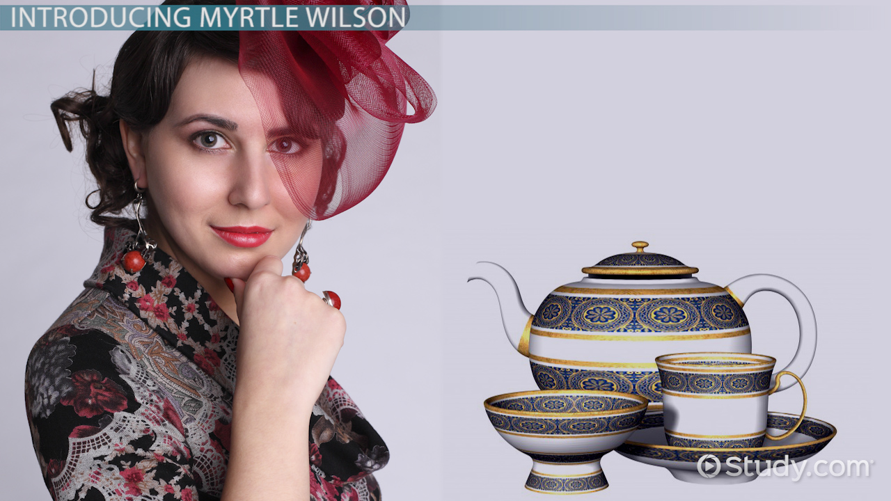 Myrtle Wilson In The Great Gatsby Character Analysis Quotes