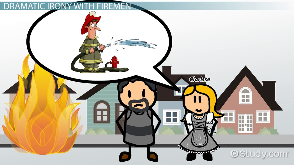 Irony In Fahrenheit 451 Examples Analysis Video Lesson