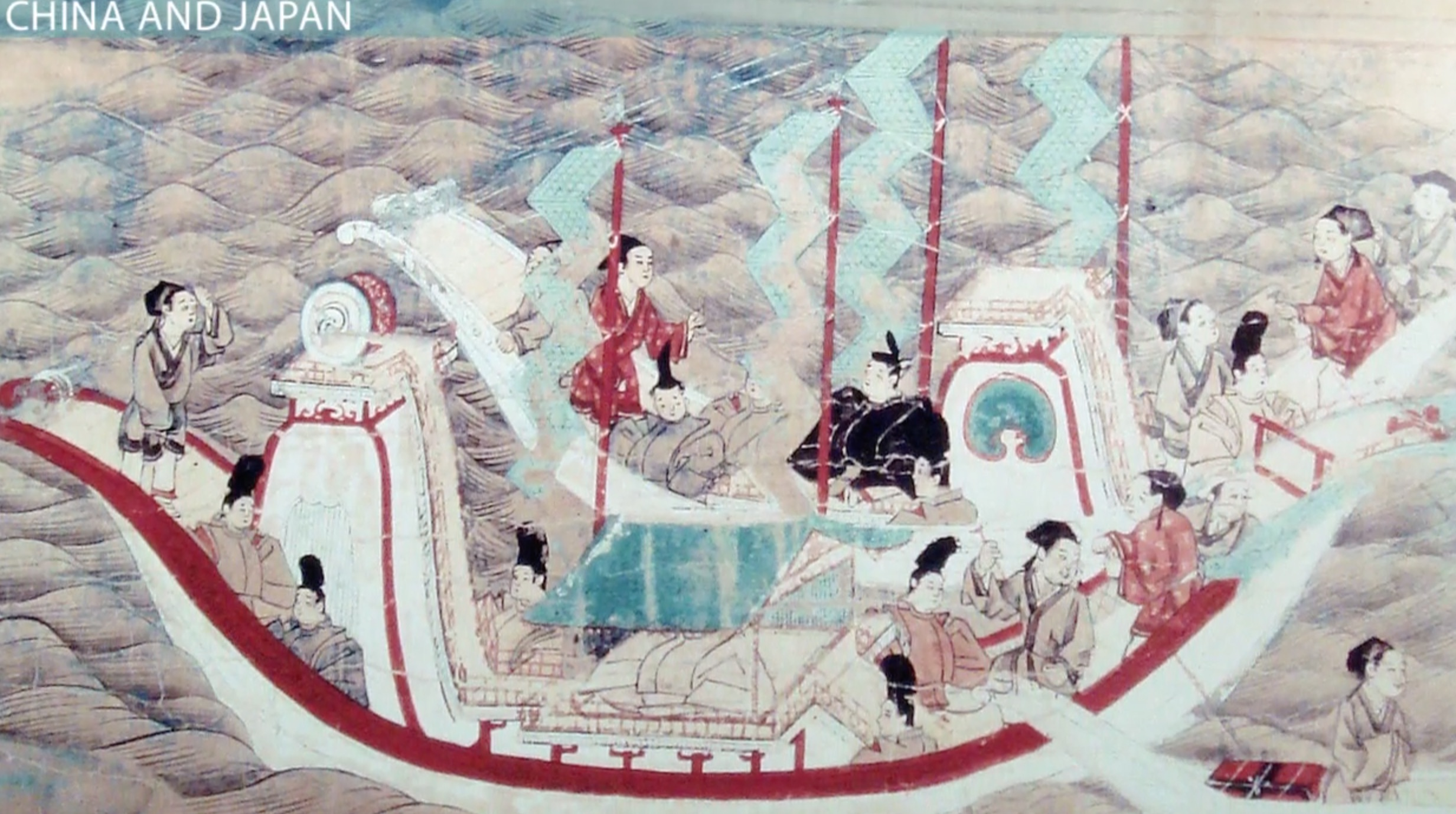 Ancient Japan: the culture and customs of the islands