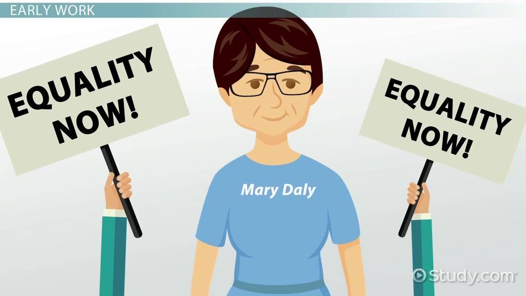 Mary Daly & Feminist Philosophy