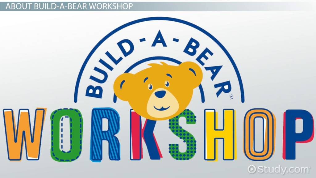 build a bear case study marketing Today build-a-bear workshop is a a leader in the interactive retail space and a new york stock exchange company (nyse:bbw) with annual revenues of over $300 million, and with over 170 stores.