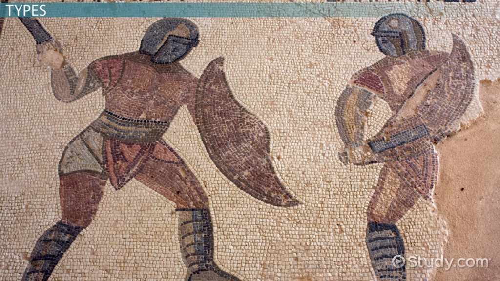 Roman Mosaics History Facts Examples