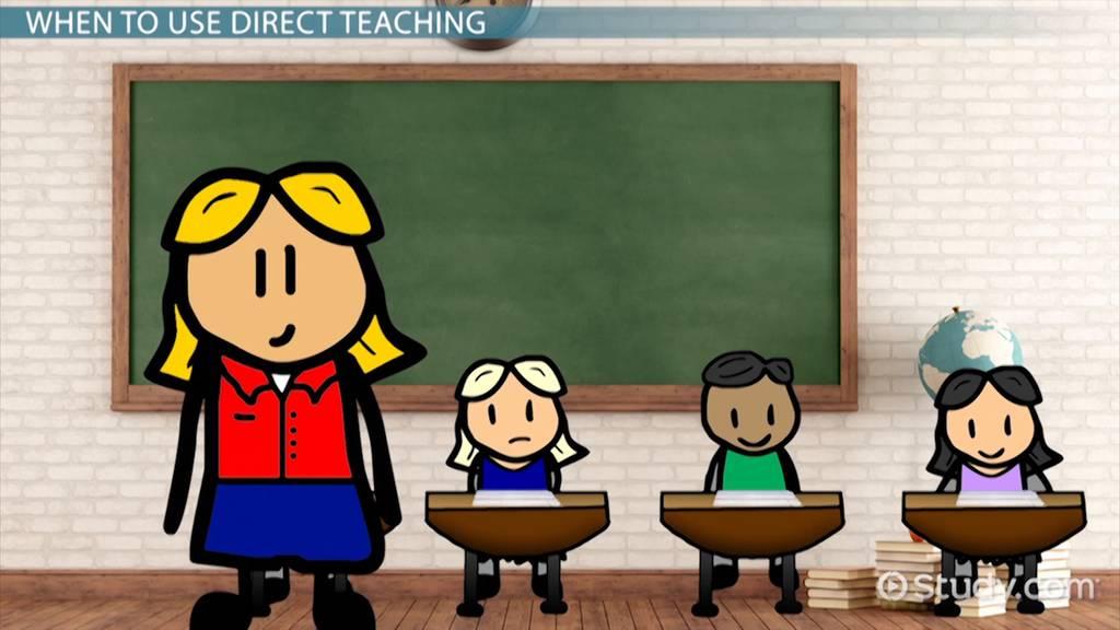 Teacher Centered Classroom Characteristics Management Video