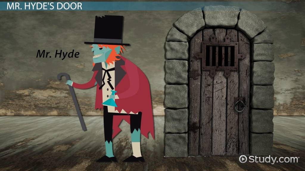 Doors in Dr Jekyll & Mr Hyde Symbolism & Quotes