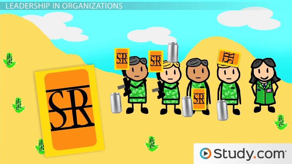 Leadership: Leaders & Their Role in Organizations - Video