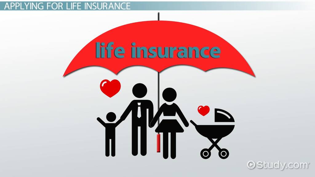 Choosing a Life Insurance Policy - Video & Lesson Transcript | Study.com