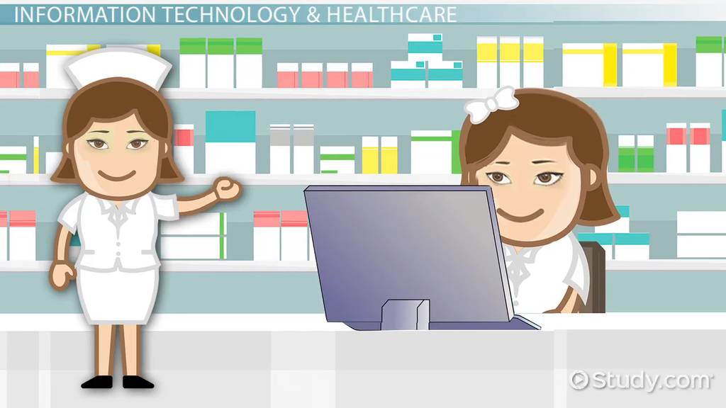 How Information Technology Is Changing Healthcare Video Lesson