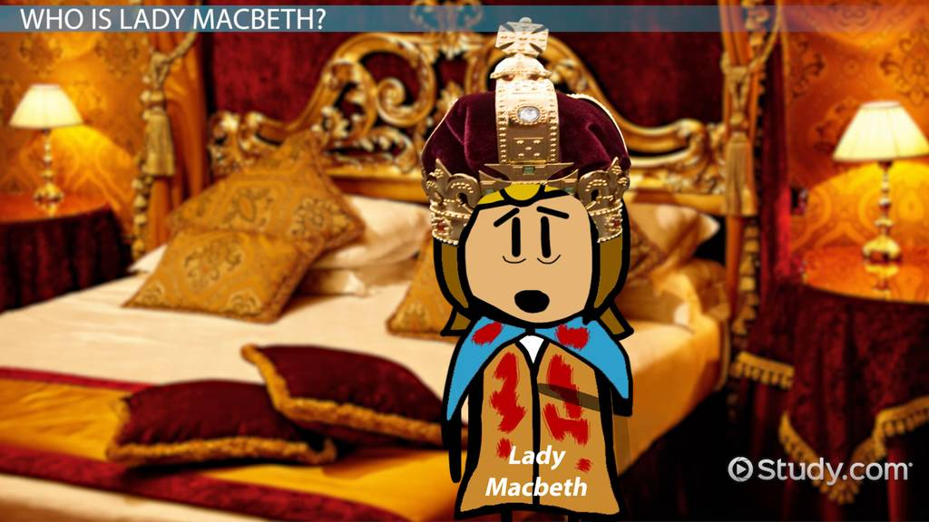an analysis of macbeths villainy in macbeth