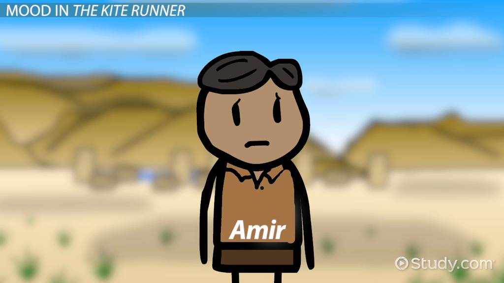 The Kite Runner Tone Mood Video Lesson Transcript Study