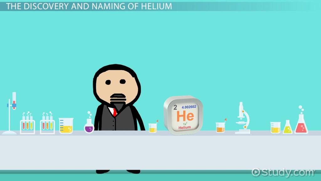 what is helium  - definition  u0026 concept