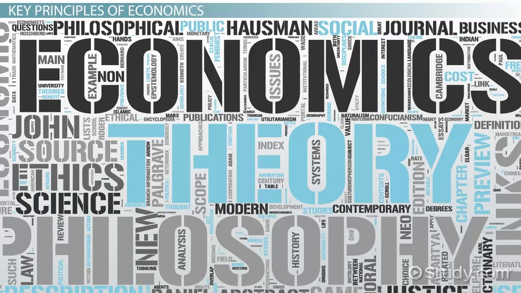 What Is Economics Definition Principles Video