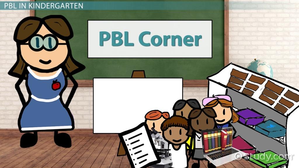 Project Based Learning For Kindergarten Video Lesson Transcript