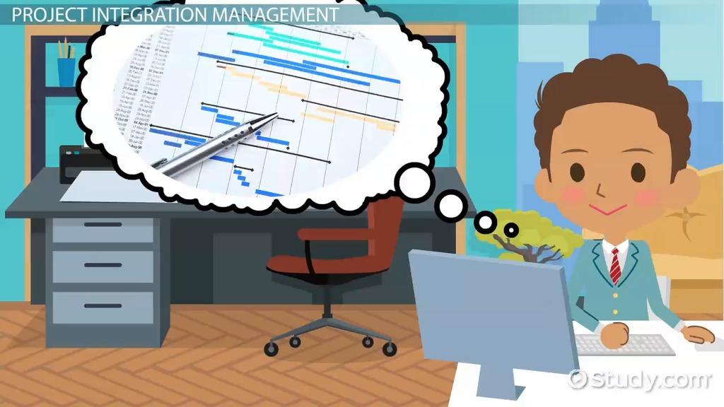project integration management  definition  processes