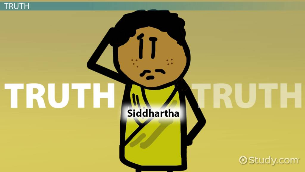 Siddhartha Themes Analysis Video Lesson Transcript Study