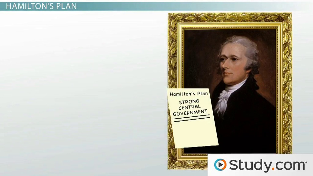 George Washington and the New United States Government - Video ...