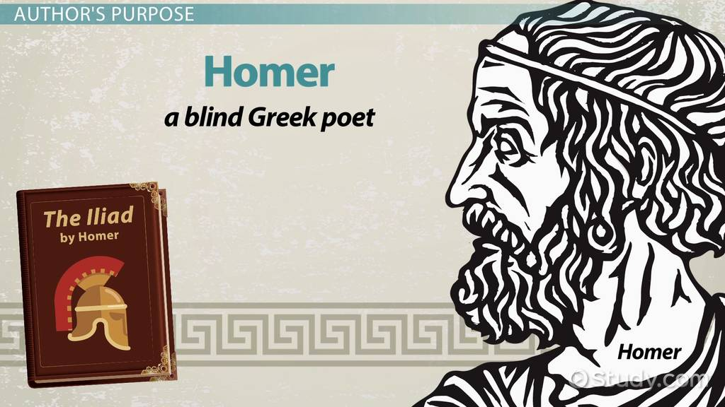 an analysis of the story of achilles in epic the iliad by homer Or one-dimensional moral from the story introduction to homeric epic (chapter 4iv) analysis of the iliad, book 24 • why does homer have achilles say this.