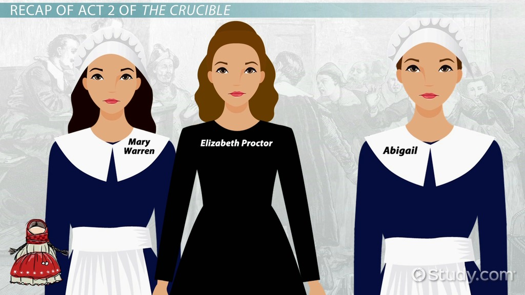 an analysis of mary warrens character in the crucible by arthur miller