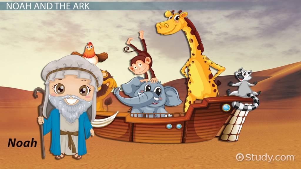 noah u0026 39 s ark short story for kids